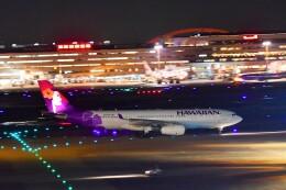 Hiro Satoさんが、羽田空港で撮影したハワイアン航空 A330-243の航空フォト(飛行機 写真・画像)
