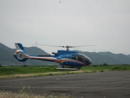 ヒコーキグモさんが、岡南飛行場で撮影したオートパンサー EC130T2 (H130)の航空フォト(飛行機 写真・画像)