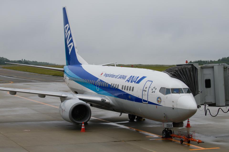 kuraykiさんの全日空 Boeing 737-700 (JA05AN) 航空フォト