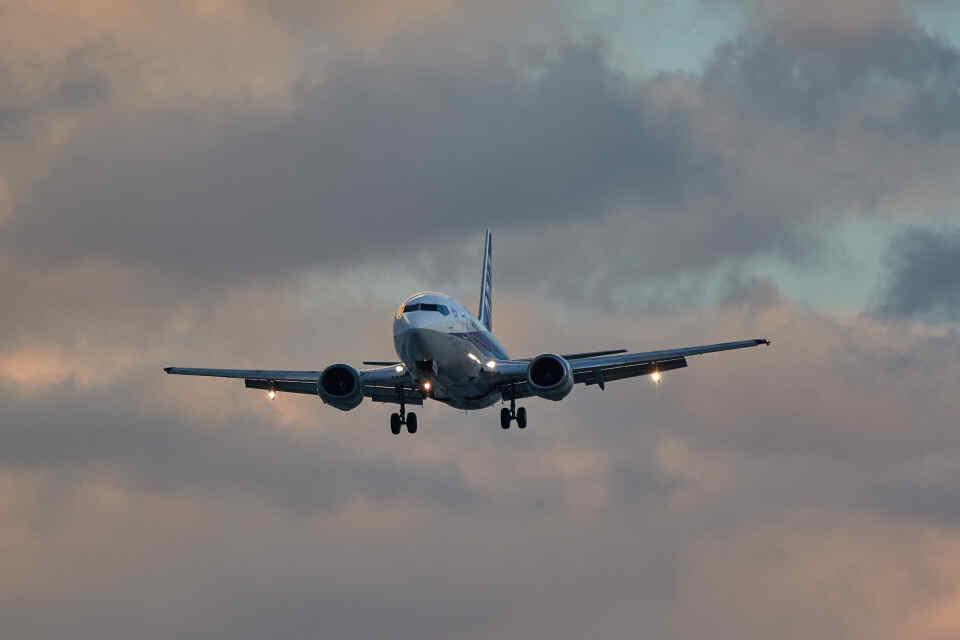 平凡なおっちゃんさんの全日空 Boeing 737-500 (JA306K) 航空フォト