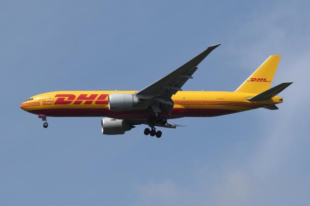 Deepさんが、成田国際空港で撮影したサザン・エア 777-Fの航空フォト(飛行機 写真・画像)