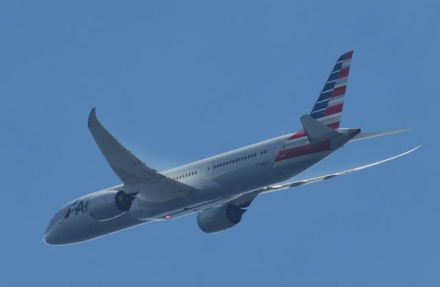 チャーリーマイクさんが、羽田空港で撮影したアメリカン航空 787-9の航空フォト(飛行機 写真・画像)