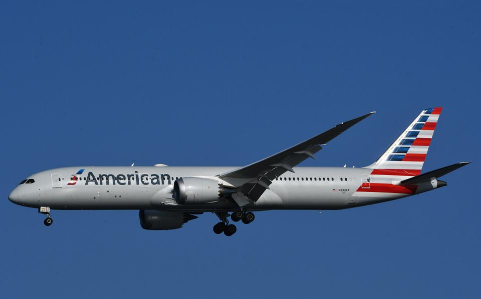 チャーリーマイクさんのアメリカン航空 Boeing 787-9 (N833AA) 航空フォト