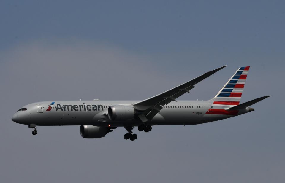 チャーリーマイクさんのアメリカン航空 Boeing 787-9 (N834AA) 航空フォト