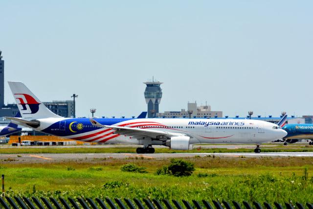 アルビレオさんが、成田国際空港で撮影したマレーシア航空 A330-323Xの航空フォト(飛行機 写真・画像)