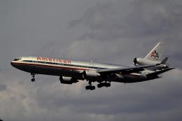 チャーリーマイクさんが、成田国際空港で撮影したアメリカン航空 MD-11の航空フォト(飛行機 写真・画像)