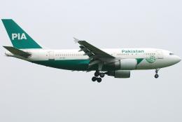 jun☆さんが、成田国際空港で撮影したパキスタン国際航空 A310-308の航空フォト(飛行機 写真・画像)