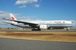 jun☆さんが、名古屋飛行場で撮影した中国国際航空 777-2J6の航空フォト(飛行機 写真・画像)