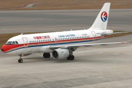 jun☆さんが、中部国際空港で撮影した中国東方航空 A319-112の航空フォト(飛行機 写真・画像)