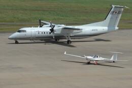 デデゴンさんが、石見空港で撮影した日本個人所有 HK36TTC Super Dimonaの航空フォト(飛行機 写真・画像)