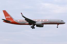 kinsanさんが、成田国際空港で撮影したアビアスター 757-223(PCF)の航空フォト(飛行機 写真・画像)