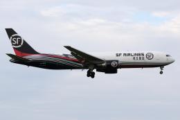 kinsanさんが、成田国際空港で撮影したSF エアラインズ 767-338/ER-BCFの航空フォト(飛行機 写真・画像)