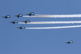 元青森人さんが、松島基地で撮影した航空自衛隊 T-4の航空フォト(飛行機 写真・画像)