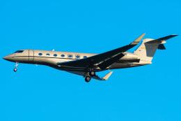 Tatsuya.Kさんが、羽田空港で撮影したウィルミントン・トラスト・カンパニー G650ER (G-VI)の航空フォト(飛行機 写真・画像)