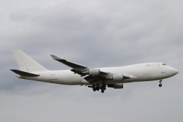 天王寺王子さんが、成田国際空港で撮影したアトラス航空 747-4KZF/SCDの航空フォト(飛行機 写真・画像)