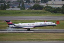 なかすぃ~さんが、伊丹空港で撮影したアイベックスエアラインズ CL-600-2C10 Regional Jet CRJ-702ERの航空フォト(飛行機 写真・画像)