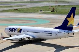 航空フォト:JA73NM スカイマーク 737-800