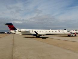 TA27さんが、ハーツフィールド・ジャクソン・アトランタ国際空港で撮影したエンデバー・エア CL-600-2D24 Regional Jet CRJ-900LRの航空フォト(飛行機 写真・画像)