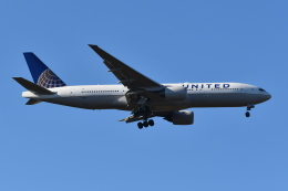 Deepさんが、成田国際空港で撮影したユナイテッド航空 777-222の航空フォト(飛行機 写真・画像)