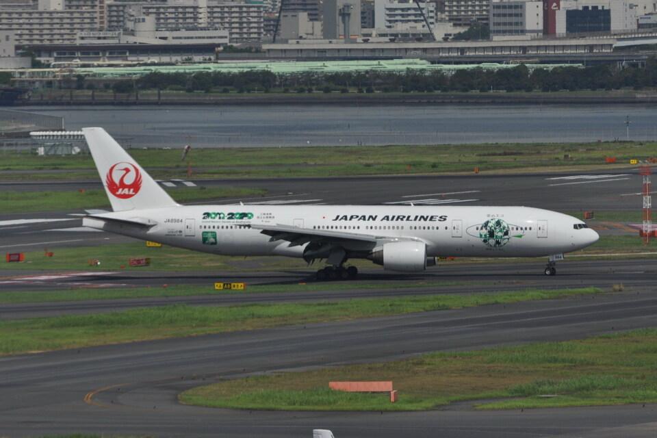 kumagorouさんの日本航空 Boeing 777-200 (JA8984) 航空フォト