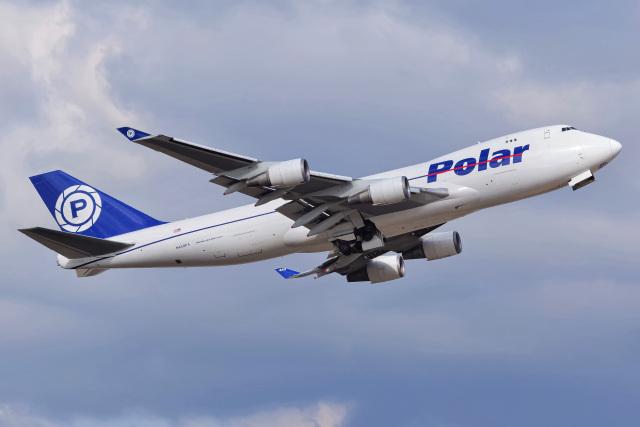 航空フォト:N450PA ポーラーエアカーゴ 747-400