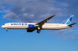Tatsuya.Kさんが、成田国際空港で撮影したユナイテッド航空 787-10の航空フォト(飛行機 写真・画像)