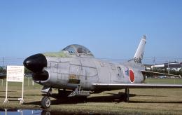 JAパイロットさんが、木更津飛行場で撮影した航空自衛隊 F-86D-36の航空フォト(飛行機 写真・画像)