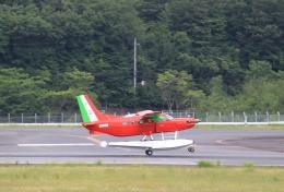 LEVEL789さんが、岡山空港で撮影したクエスト・エアクラフト・カンパニー Kodiak 100の航空フォト(飛行機 写真・画像)