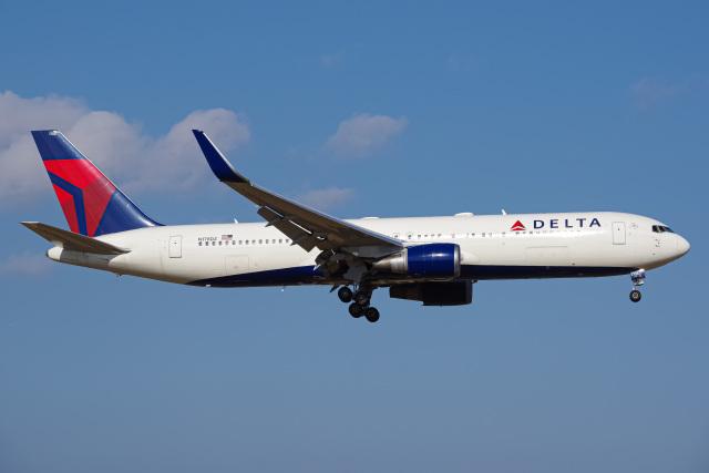 K.Tatsuyaさんが、成田国際空港で撮影したデルタ航空 767-332/ERの航空フォト(飛行機 写真・画像)