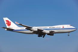 Tatsuya.Kさんが、成田国際空港で撮影した中国国際貨運航空 747-4FTF/SCDの航空フォト(飛行機 写真・画像)