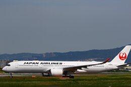 航空フォト:JA08XJ 日本航空 A350-900