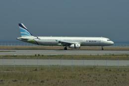 we love kixさんが、関西国際空港で撮影したエアプサン A321-231の航空フォト(飛行機 写真・画像)