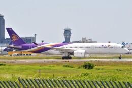 Flying A340さんが、成田国際空港で撮影したタイ国際航空 A350-941の航空フォト(飛行機 写真・画像)