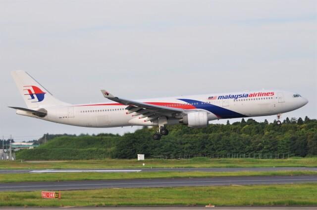 Flying A340さんが、成田国際空港で撮影したマレーシア航空 A330-323Xの航空フォト(飛行機 写真・画像)