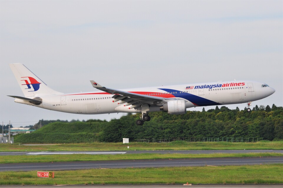 fly A340さんのマレーシア航空 Airbus A330-300 (9M-MTM) 航空フォト
