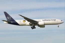 航空フォト:D-ALFG ルフトハンザ・カーゴ 777-200