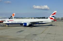 TA27さんが、シドニー国際空港で撮影したブリティッシュ・エアウェイズ 777-236/ERの航空フォト(飛行機 写真・画像)