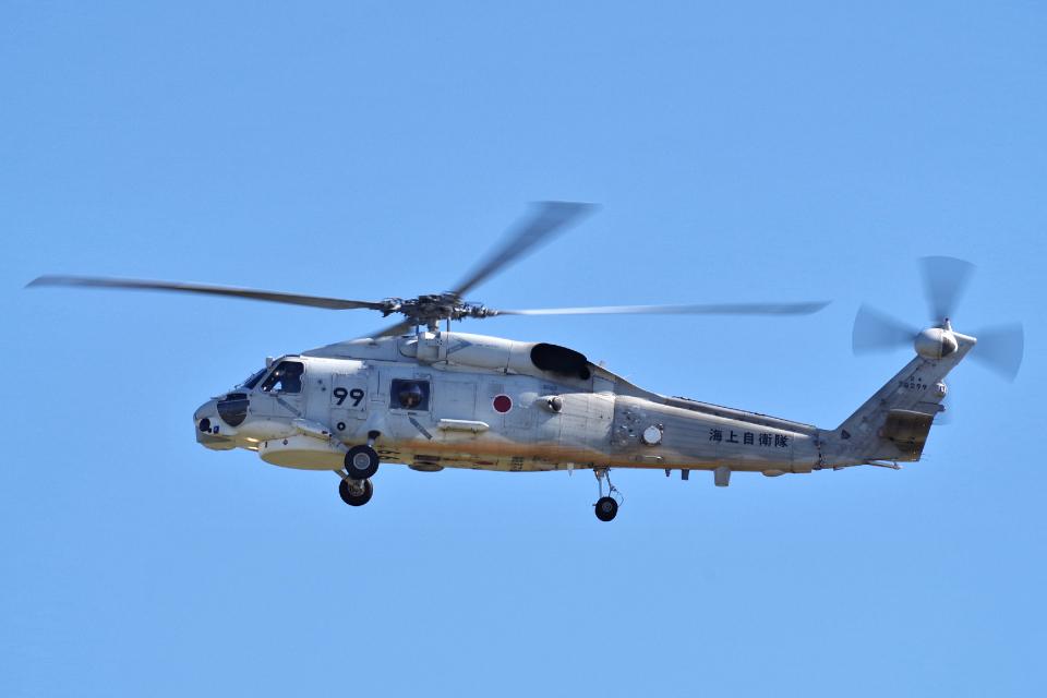 yabyanさんの海上自衛隊 Mitsubishi SH-60J (8299) 航空フォト