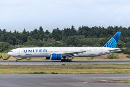 Y-Kenzoさんが、成田国際空港で撮影したユナイテッド航空 777-322/ERの航空フォト(飛行機 写真・画像)