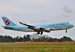 雲霧さんが、成田国際空港で撮影した大韓航空 747-4B5F/ER/SCDの航空フォト(飛行機 写真・画像)