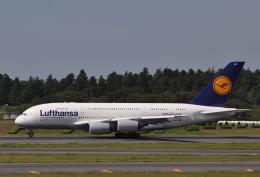 チャーリーマイクさんが、成田国際空港で撮影したルフトハンザドイツ航空 A330-223の航空フォト(飛行機 写真・画像)