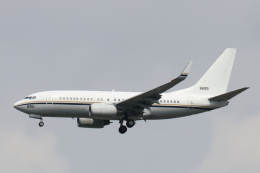 mogusaenさんが、横田基地で撮影したアメリカ海軍 C-40A Clipper (737-7AFC)の航空フォト(飛行機 写真・画像)