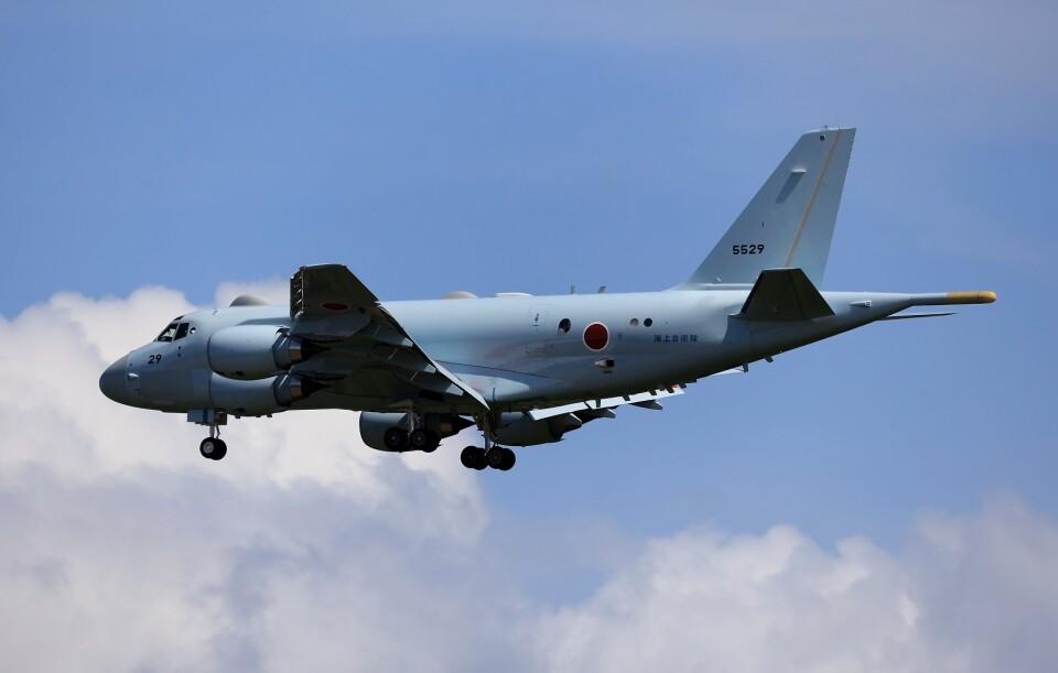 EosR2さんの海上自衛隊 Kawasaki P-1 (5529) 航空フォト