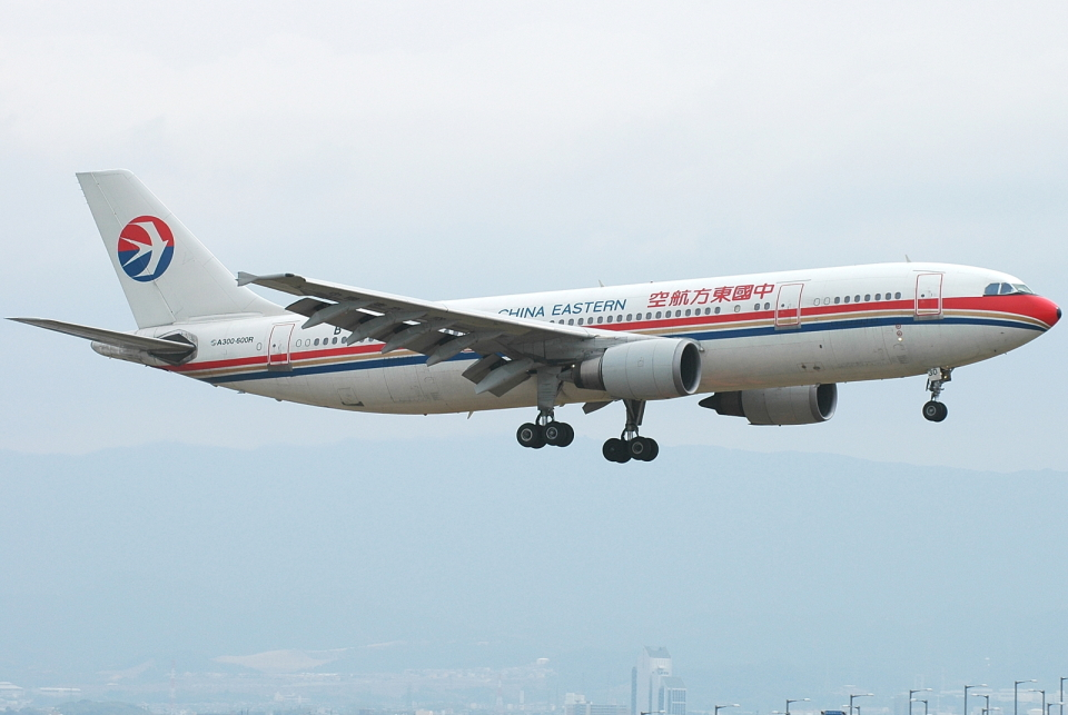 jun☆さんの中国東方航空 Airbus A300-600 (B-2330) 航空フォト
