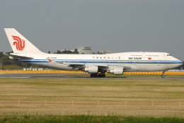 jun☆さんが、成田国際空港で撮影した中国国際航空 747-4J6Mの航空フォト(飛行機 写真・画像)