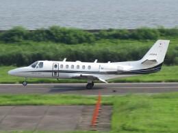 F.YUKIHIDEさんが、岡南飛行場で撮影したいであ 560 Citation Ultraの航空フォト(飛行機 写真・画像)