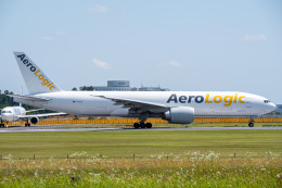 Tatsuya.Kさんが、成田国際空港で撮影したアエロ・ロジック 777-FZNの航空フォト(飛行機 写真・画像)