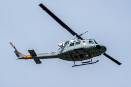 Tatsuya.Kさんが、横田基地で撮影したアメリカ空軍 UH-1Nの航空フォト(飛行機 写真・画像)