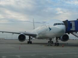 C.B.Airwaysさんが、中部国際空港で撮影したキャセイパシフィック航空 777-367の航空フォト(飛行機 写真・画像)
