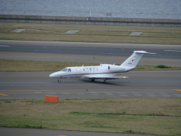C.B.Airwaysさんが、中部国際空港で撮影した国土交通省 航空局 525C Citation CJ4の航空フォト(飛行機 写真・画像)